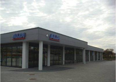 Market ALDI w Inowrocławiu