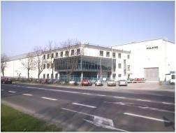 Budynek administracyjny, socjalny i hala