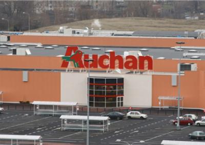 AUCHAN w Bydgoszczy